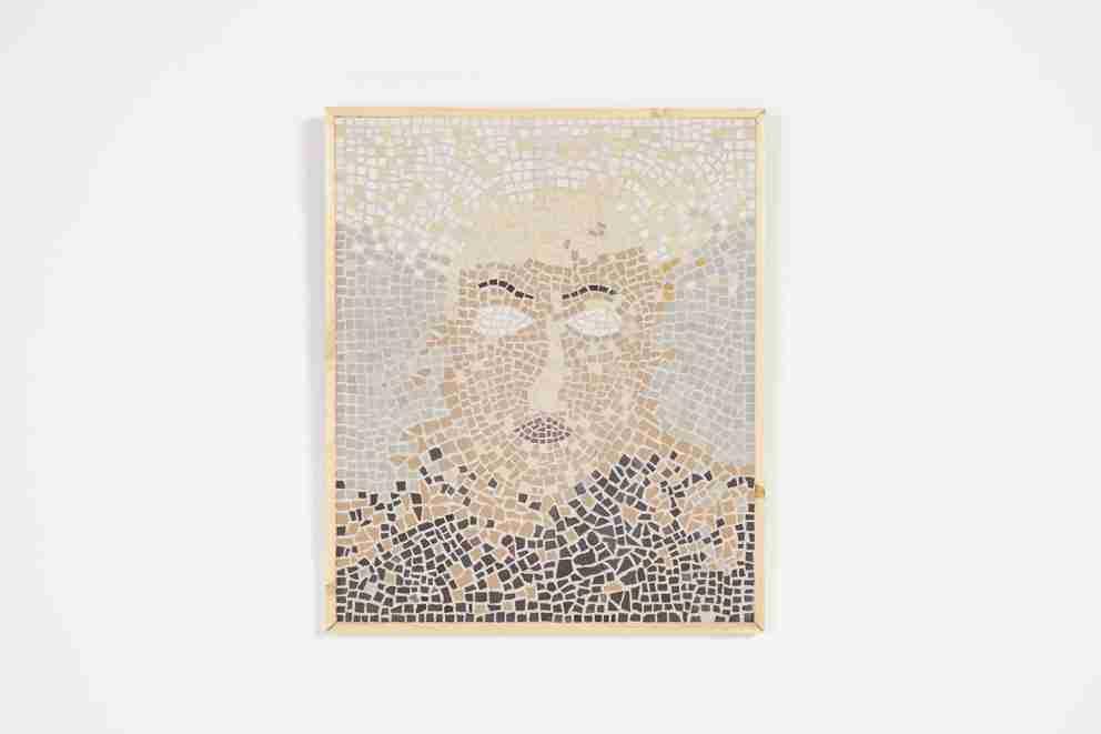 Vera Arno mosaic artwork