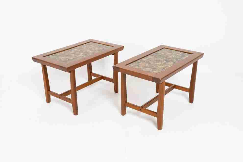 Arvid Haerem coffee tables